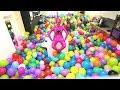 Epic Balloons Surprise PRANK