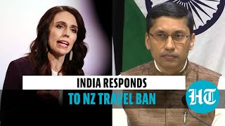 'Not just Indians…': Govt responds to New Zealand's travel ban for India | Covid