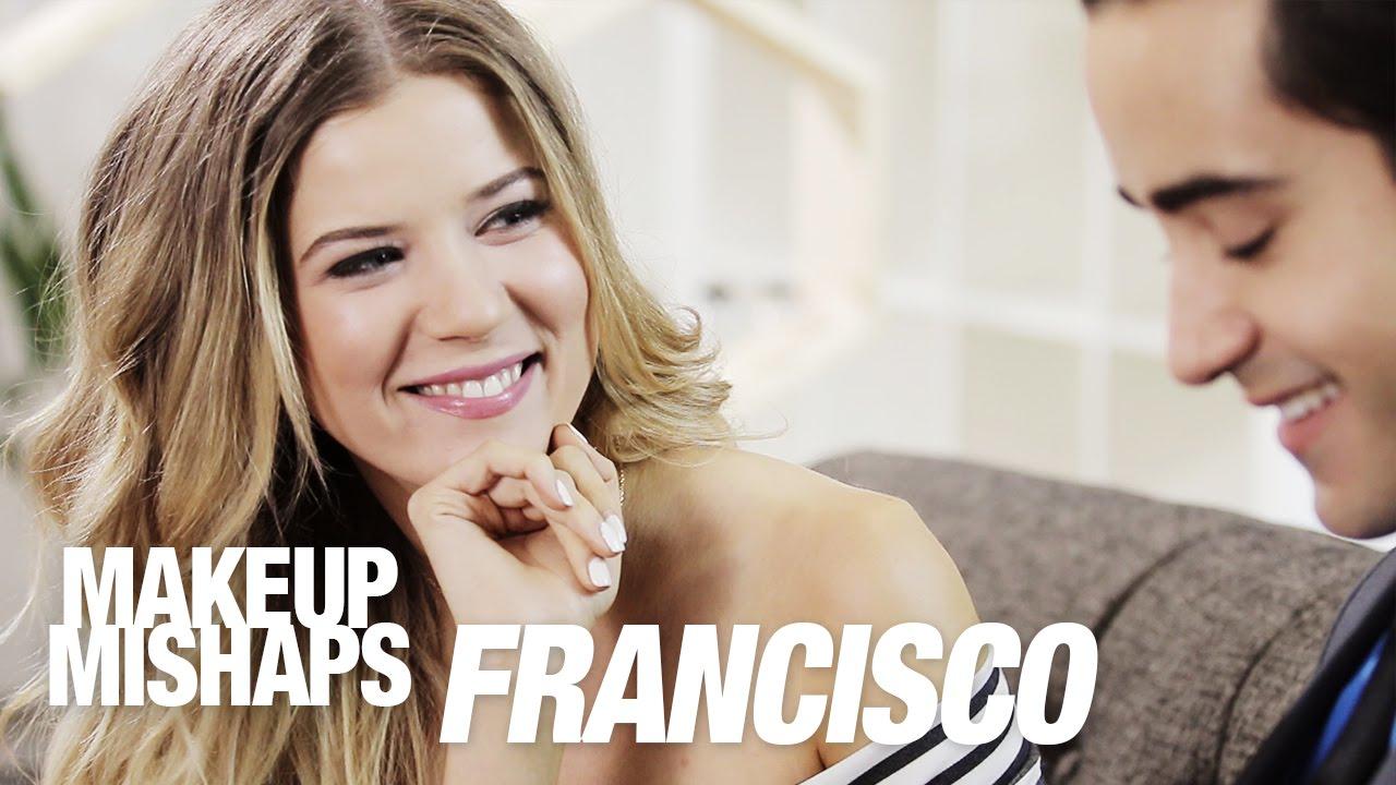 Francisco  - Ep. 10 / Makeup Mishaps feat. Meghan Rienks