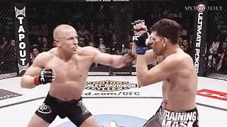 Georges St Pierre vs Nick Diaz FIGHT HIGHLIGHTS