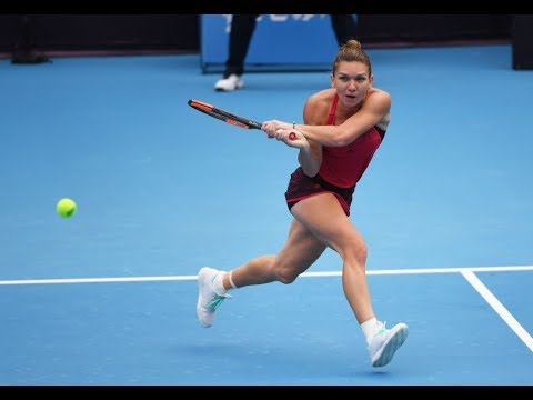2017 China Open Third Round | Simona Halep vs Maria Sharapova | WTA Highlights