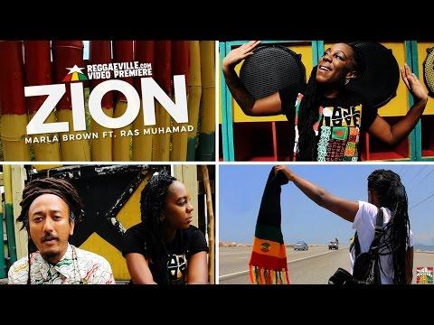 Marla Brown feat. Ras Muhamad - Zion [ 2016]