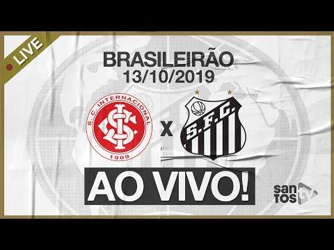 AO VIVO: INTERNACIONAL 0 X 0 SANTOS | NARRAÇÃO | BRASILEIRÃO (13/10/19)