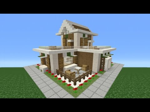 Minecraft Tutorial: How To Make A Coffee Shop