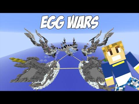 Minecraft EGG WARS
