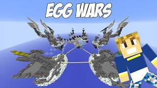 Minecraft EGG WARS - DIAMOND SET
