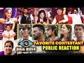 Bigg Boss Marathi Favorite Contestant | Public Reaction And Excitement