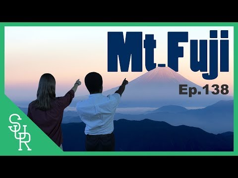 Why is Mt. Fuji so popular? // 富士山 // Speak UP Radio [Ep.138]