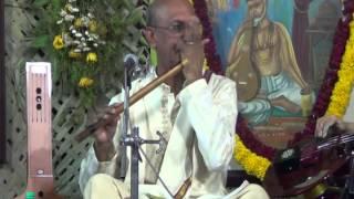 Flute-Digital veena duet-Sahana raga Alapana