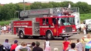 America 4th of July, 2016 Independence Day Parade - Eagan, Minnesota