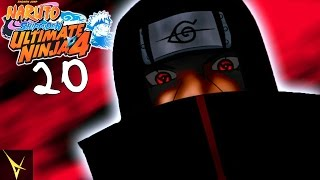 itachi f k your tsukuyomi   naruto shippuden ultimate ninja 4 walkthrough part 20 gameplay ps2