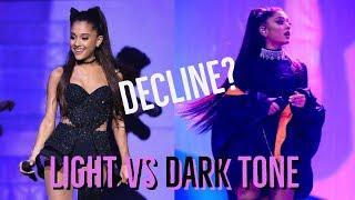 Ariana Grande | LIGHT vs DARK Tone thumbnail