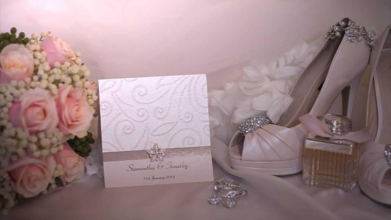 Dreamday Wedding Invitations Intro Youtube
