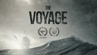 THE VOYAGE - Bark Europa sails 10000 nautical miles from Ushuaia to Scheveningen