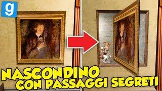 Gmod ITA - Nascondino con passaggi segreti! - W/Lyon