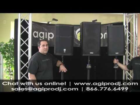 JBL PRX612M vs QSC KW122 vs QSC K12 | agiprodj.com