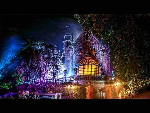 Grim Grinning Ghosts Song – Disney's Haunted Mansion