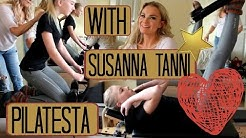 Pilatesta with. Susanna Tanni