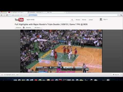 How to Make a Sports Mixtape