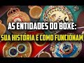 Conteudo: As Entidades do Boxe: História e Como Funcionam