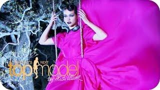 Germany's next Topmodel Staffel 8   Feenshoot mit Kristian Schuller