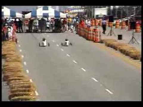 Cole's SoapBox Derby Race