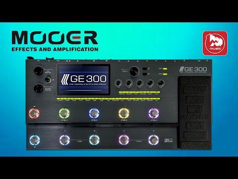 Топовый гитарный процессор Mooer GE300 . Что могут сделать китайцы за 1000$?