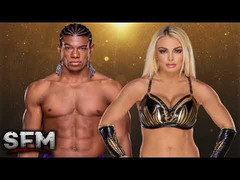 """WWE Mashup: Velveteen Dream and Mandy Rose - """"Golden Dream"""""""