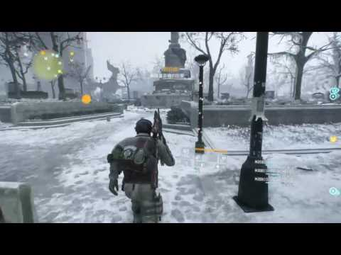 The Division - CLEAR SKY(Hard difficulty)Tanky Electronic Build