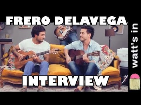 Fréro Delavega : Sweet Darling Interview Exclu
