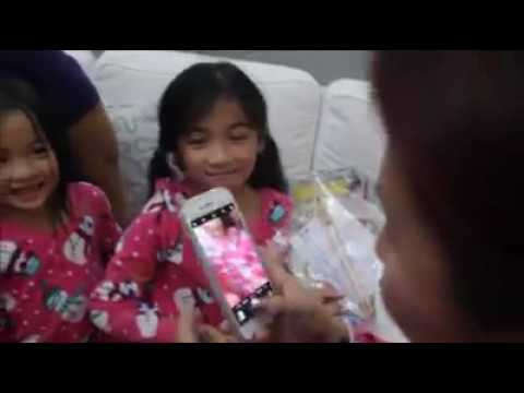 Christmas Gift Prank Clip by Carl Romulo Miclat Quion