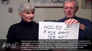 PMI Education Real Estate Investing Success Story