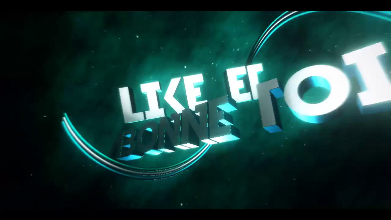 Intro like et abonne toi - YouTube