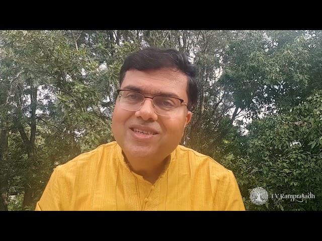 T V Ramprasadh   An Introduction