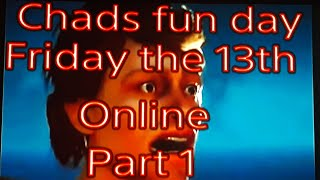 Friday the 13th the game Online part 1