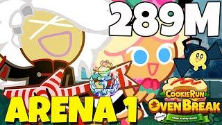 CROB ARENA 1 NINJA SEASON 2 CHAMPIONS LEAGUE CookieRun Ovenbreak