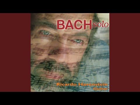 Sarabande aus der Partita in H Moll, BWV 1002