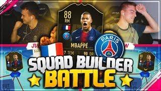 FIFA 19: Inform MBAPPÉ Squad Builder Battle 🔥😍