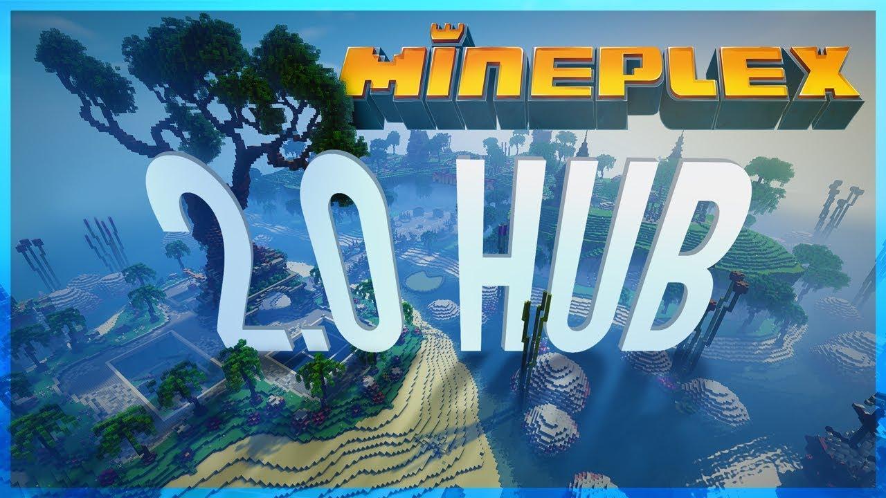 Mineplex Games [EU] -]--- NEW BLOCK HUNT UPDATE - eu mineplex com