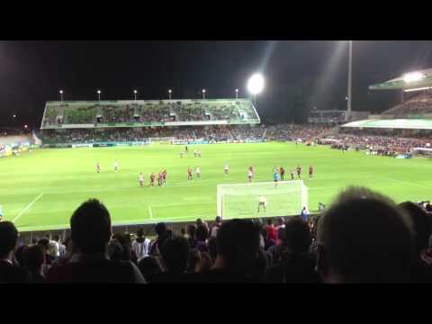 Perth glory penalty