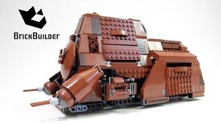 Lego Star Wars 75058 MTT - Lego Speed Build
