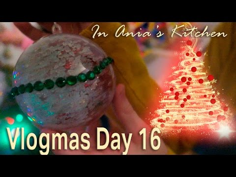 Vlogmas 2016 Day 16 - Arts & Crafts Day
