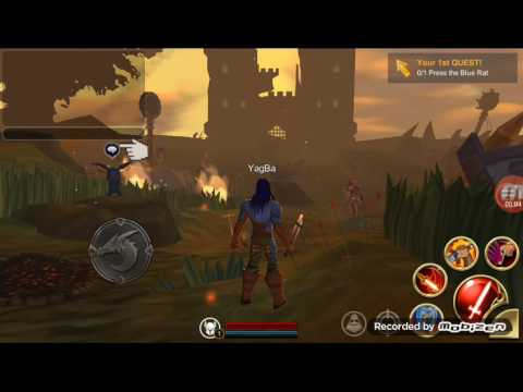 Adventure Quest 3D Android/IOS Gameplay