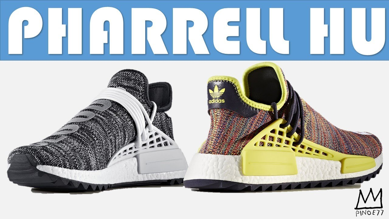 WAKE UP NIKE!! AIR JORDAN 5, PHARRELL ADIDAS NMD HU
