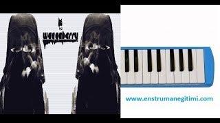 Melodika Eğitimi - Arapça Şarkı - BÖ Waqqaberry Melodika Resimi