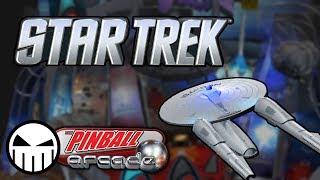 Star Trek Vengeance Premium - The Pinball Arcade (Steam) - Crow Pinball