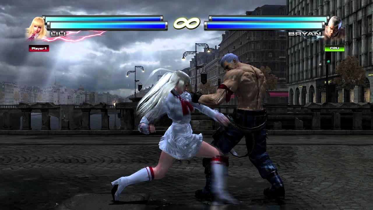 Tekken Tag Tournament 2 Combo Mastery Ps3 Xbox360 Youtube
