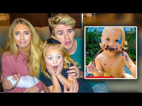 Rare Never Before Seen Videos Of Baby Everleigh!!!