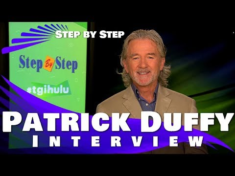 PATRICK DUFFY   STEP BY STEP AND MORE