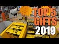 Top 5 Home Depot Gifts Picked by Dan for 2018
